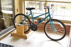 bicycle floor stand diy off 63