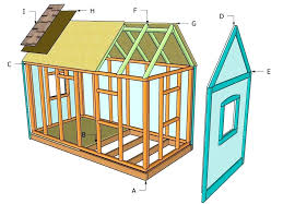 outdoor playhouse plans simple small kids for builds kidkraft modern instructions diy wood easy free