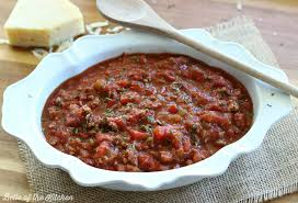 best ever homemade spaghetti sauce