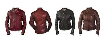 roland sands design maven women s leather jacket