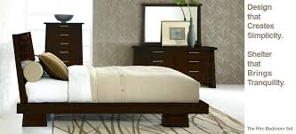 asian inspired bedroom furniture. Asian Design Furniture View In Gallery Gorgeous Theme Bedroom With Contemporary Style Inspired