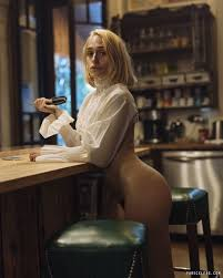 Jemima Kirke Displaying Her Hairy Pussy During Photoshoot.