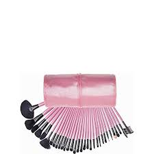 bliss grace 32 piece professional makeup brush set with travel case pink continue to the at the image link note it is affiliate link to amazon
