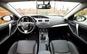 2012 Mazda3 S Grand Touring Sedan - Editors' Notebook - Automobile ...