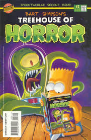 Image  Bart Simpsonu0027s Treehouse Of Horror 2JPG  Simpsons Wiki Bart Treehouse Of Horror