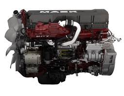 mp7 semi truck engine mack trucks