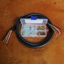 motorcycle wiring harness kit bedlam werks 10ft motorcycle wiring harness kit