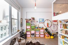 Costa loft kids room by Max Touhey courtesy Curbed