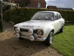 ford works works replica type 49 spec escort mexico ford escort rally