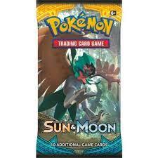 Pokemon: Sun & Moon Booster Pack - Game Nerdz