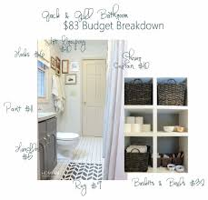 Small Picture Jack Jill Bathroom Reveal Home Made By Carmona