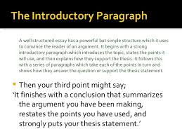 a well structured essay  9 <ul><li>a well structured essay