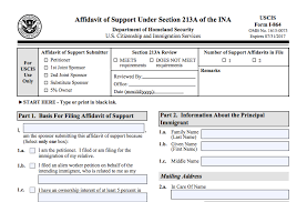 Joint Sponsor Income Chart Meeting The Income Requirement On The Affidavit Of Support