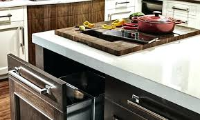 built in cutting boards for countertops cutting board walnut wood butcher block pros and cons cutting