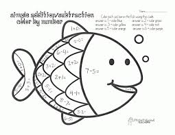 number 2 coloring sheets for toddlers valid sure fire adding and subtracting coloring pages using addition
