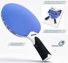 schlager skill table tennis bat