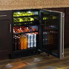 marvel ml24wbp2rp dual zone wine and beverage center right hinge door swing