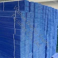 Blue Fence Designs China Blue Color Engineering Pvc Fence Photos Pictures