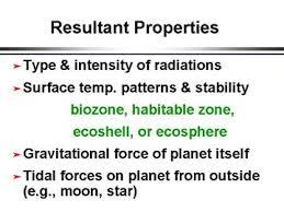 Resultant Properties