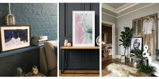 art trends include rainbow brights monochrome photography and dark wall once wver your interior style be inspired by the hottest art trends to