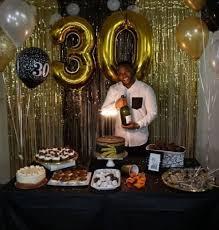 super birthday decorations for men