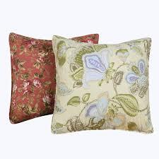 Amazon.com: Greenland Home Blooming Prairie Dec. Pillow Pair  Accessory-Multi, Multicolor: Home & Kitchen
