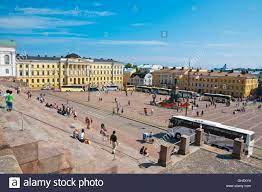 Senate Square Helsinki High Resolution Stock Photography and Images - Alamy