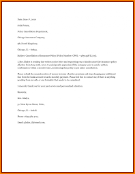 Brilliant Ideas Of How To Write A Cancellation Letter Health