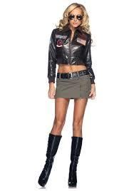 Womens Top Gun <b>Bomber Jacket</b> Costume In My Opinion