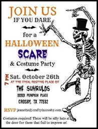 Halloween Invitation Layouts Fun For Christmas Halloween