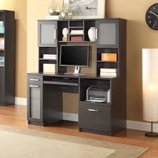 computer hutch home office traditional. Traditional Computer Desk And Hutch In Whalen Furniture Best Home Office