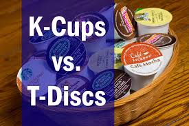 Keurig Model Comparison Chart Keurig K Cups Vs Tassimo T Discs Brands Comparison Chart