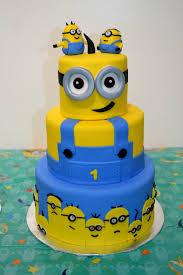 Minion Cake Ii