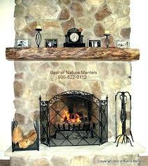 rustic oak fireplace mantels urround wood canada