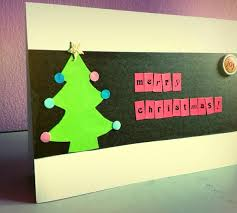 Christmas Tree In Chart Paper How To Make A Christmas Tree Card Snapguide