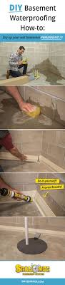 Best  Basement Waterproofing Ideas On Pinterest - Wet basement floor ideas