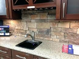 stone kitchen backsplash. Natural Stone Kitchen Backsplash Ideas Beige Best On And Glass Tile Pictures Of Stacked For
