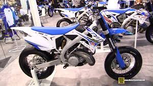 2015 tm racing smx 300 super motard bike walkaround 2014 eicma