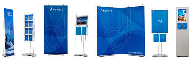 Portable Display Stands For Exhibitions Classy Portable Exhibition Stands Quality Displays For Interiors Events