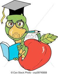 the bookworm csp39745808