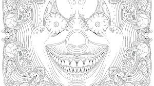 Scary Pumpkin Free Printable Halloween Coloring Pages For Kids Pdf