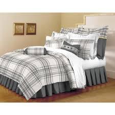 Light Gray Comforter Set Queen Home Dynamix Classic Trends White Light Gray 5 Piece King