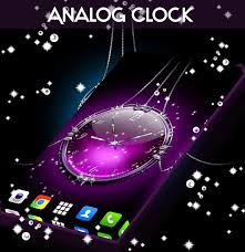 Analog Clock Live Wallpaper for Android ...