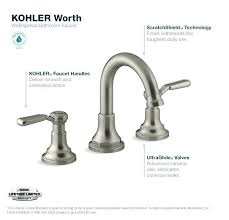 kohler bathroom faucet shower handle