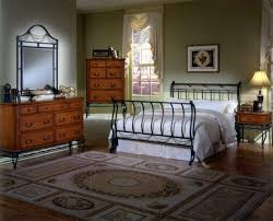 iron bedroom furniture sets. hillsdale camelot metal bedroom collection with cherry cases iron furniture sets