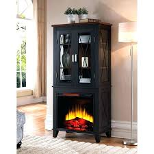 cabinet for electric fireplace insert sert