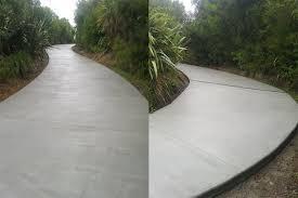 Concrete Path Designs Concrete Landscape Design Motueka Concrete Driveways