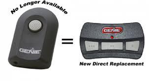genie garage door opener remote. Genie Garage Door Opener Remote Control Gitr 3 M