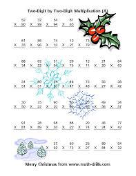 4th Grade Sheets For Christmas – Fun for Christmas