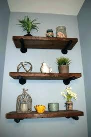 reclaimed wood pipe shelving unit on wheels iron shelves plumbing metal large shelf industrial wooden rustic